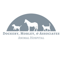 Dockery. Mobley, & Associates Animal Hospital Logo