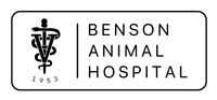 Benson Animal Hospital Logo
